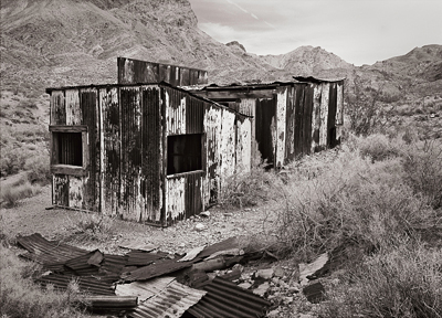 Death Valley Leadville ghost town Ron Gaut